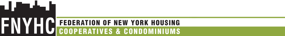 Federation of New York Housing Cooperatives & Condominiums