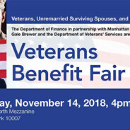 Veterans Benefit Fair – Nov. 14